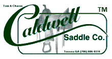 Caldwell Saddle Co. logo