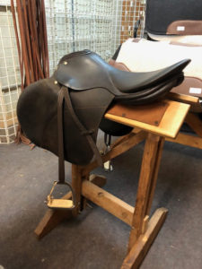 Kieffer English saddle