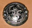 Caldwell Saddle - custom conchos black elko bubble