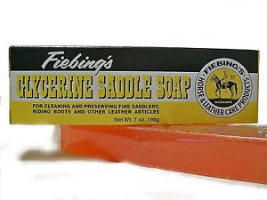 Caldwell Saddle - saddle soap