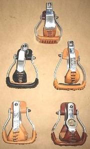 Caldwell Saddle - stirrup-8