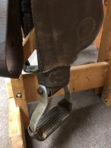 Caldwell Saddle Stirrups